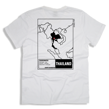 "Load image into Gallery viewer, T-Shirt Cotton ""Thai GPS''"