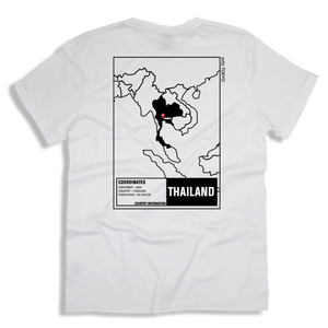 "T-Shirt Cotton ""Thai GPS''"