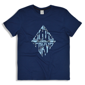 "T-Shirt Cotton ""OVER THE SKY"""