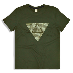 "T-Shirt Cotton ""Triangle"""