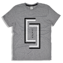 "Load image into Gallery viewer, T-Shirt Cotton ""CENTER"""
