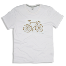 "Load image into Gallery viewer, T-Shirt Cotton ""Bycicle"""