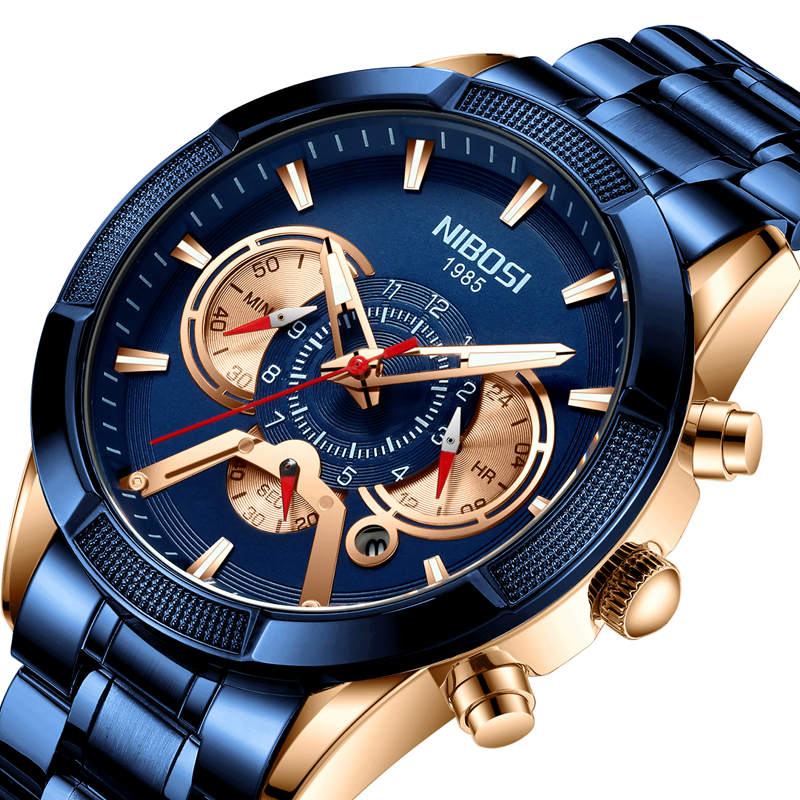 Sport Waterproof Watch Men Fashion Wristwatch