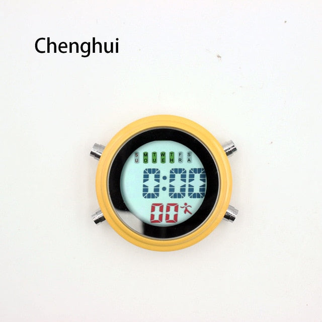 Fob Digital Nurse Watch Table Stick-On Clock Mini Stop Timer Multi-Fuction Doctor Watch