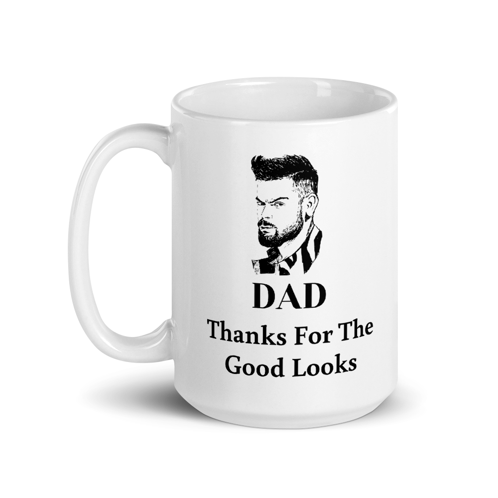 Handsome Dad Mug