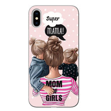 Load image into Gallery viewer, Super Mom phone covers