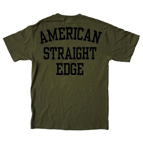 Army Green ASE Logo Shirt