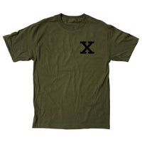 Army Green ASE Logo Shirt (Restocked!)