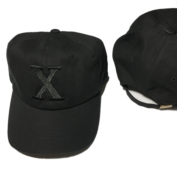 Black Dad Hat (Restocked!)