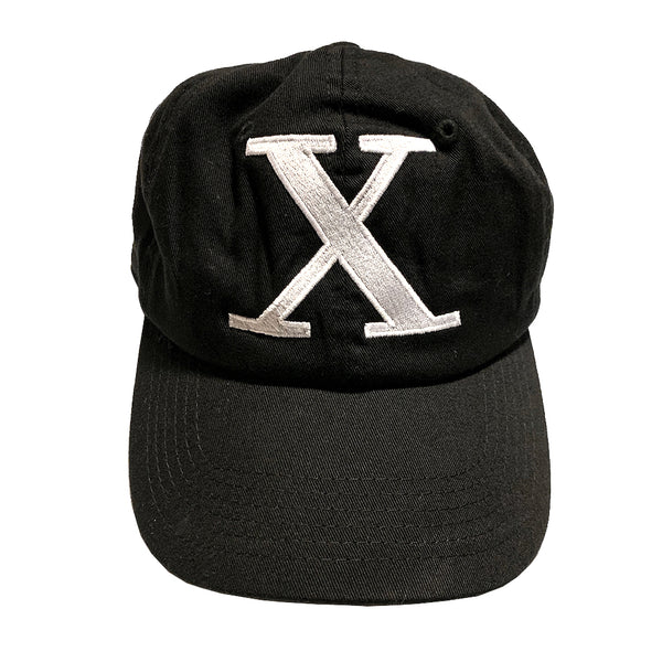 Black X Dad Hat