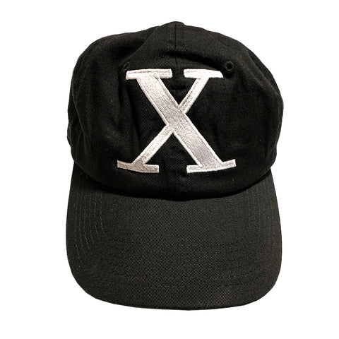 Black X Dad Hat (RESTOCKED!)