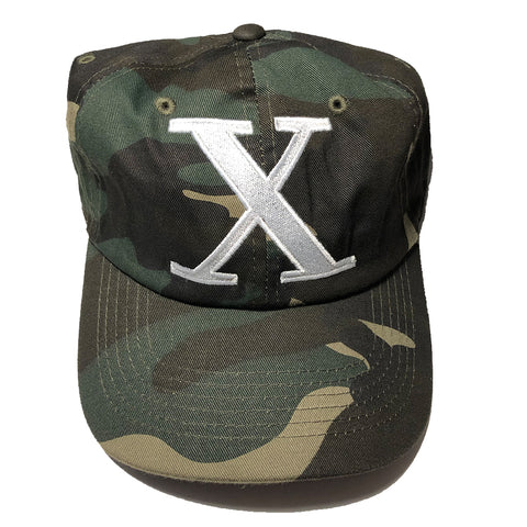 Camo X Dad Hat (RESTOCKED!)