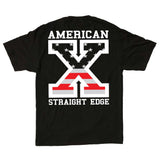 American Straight Edge Flag Shirt