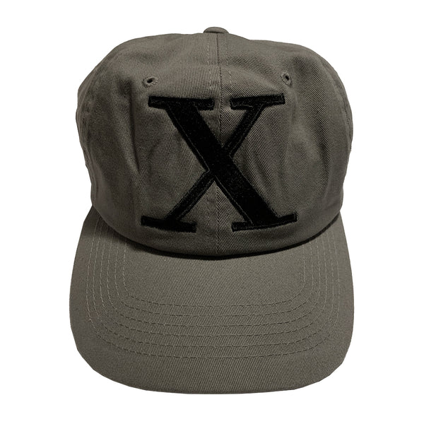 Grey X Dad Hat (NEW!)