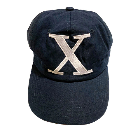 Navy X Dad Hat (RESTOCKED!)