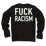 Anti-Nazi Black Long Sleeve Shirt