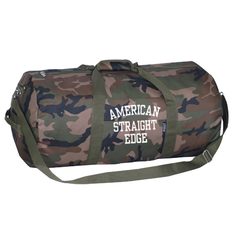 "Camo 23"" Duffel Bag"