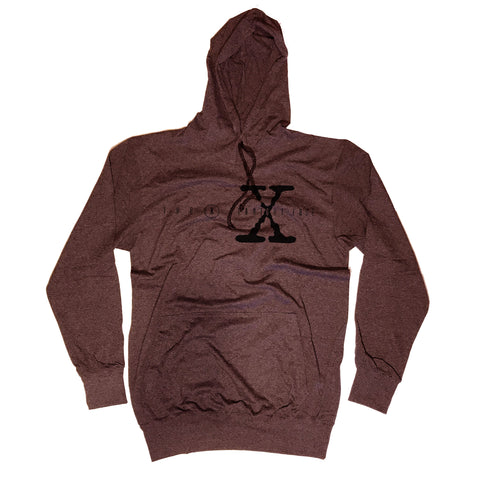 The SXE-Files Maroon Training Hoodie
