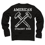 USA Hammers Black Long Sleeve Shirt