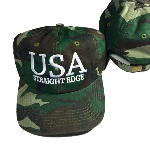 USA SXE Camo Dad Hat