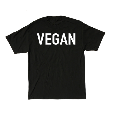 Vegan SXE Shirt ($10 Sale!)