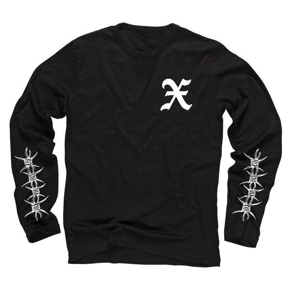 ASE Barbed Wire Long Sleeve Shirt (New!)