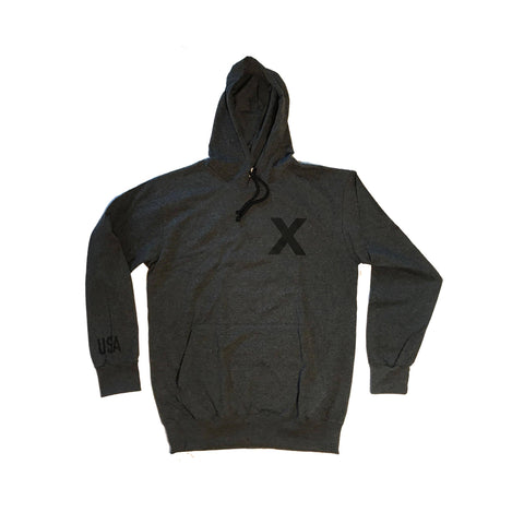 Dark Grey Training Hoodie 2.0 (New!)