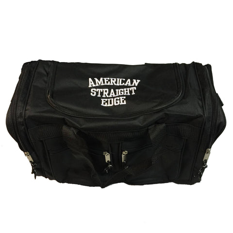 ASE Black Gym Bag