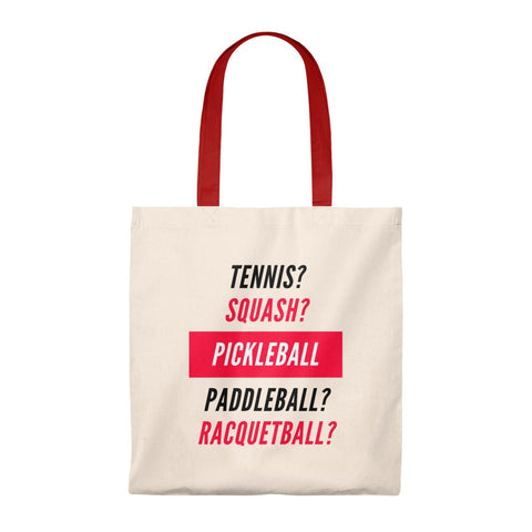 Image of Pickleball Is The Best Tote Bag