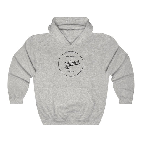 Image of Official Baller Hoodie