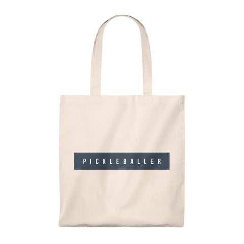 Image of Pickleballer Tote Bag