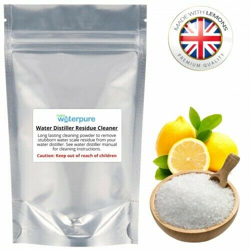 MWP Water Residue Cleaner 1KG for All Water Distillers