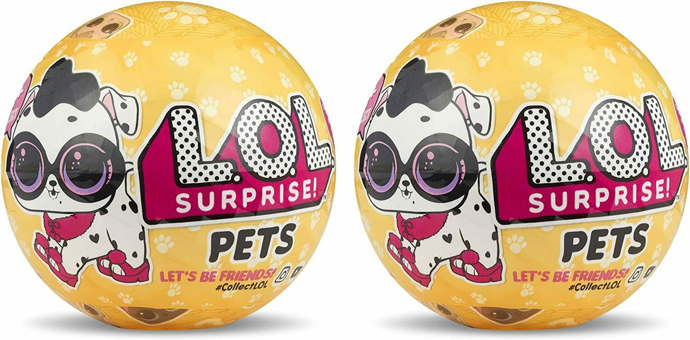 L.O.L Surprise! Pets Series 3 (Pack of 2)