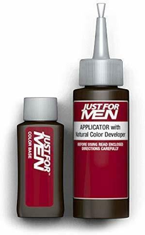 Just For Men Hair Colour Kit Medium Brown H35 Discreet Packaging & Listing