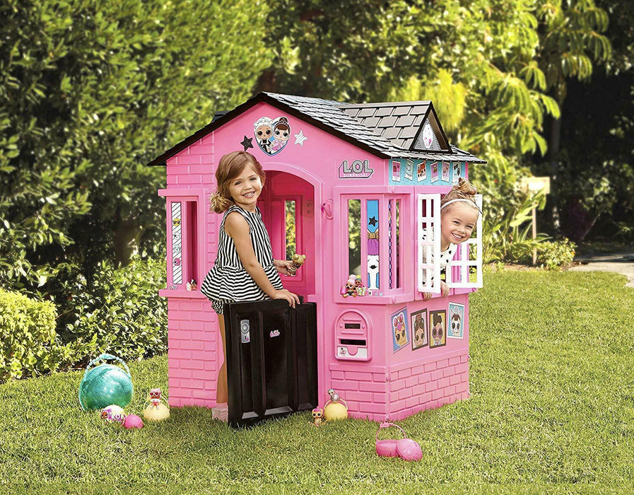 LOL Surprise Cottage Playhouse Black/Pink