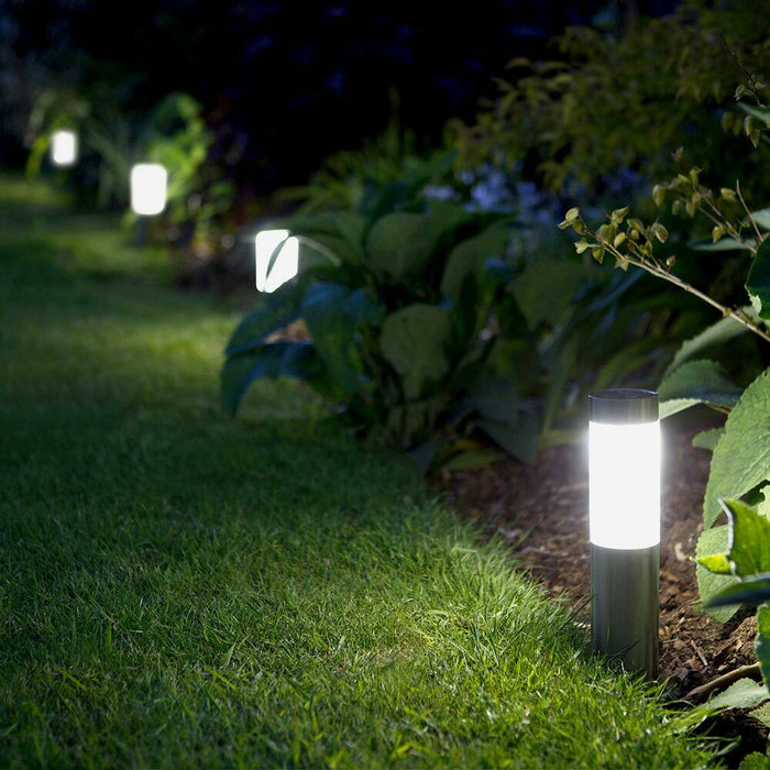 Mini London Solar Post Lights (Set Of 4) By The Solar Centre