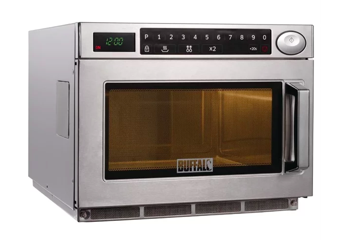Buffalo Programmable Microwave Oven 1500W 26 Litres GK641 2020 Improved Model