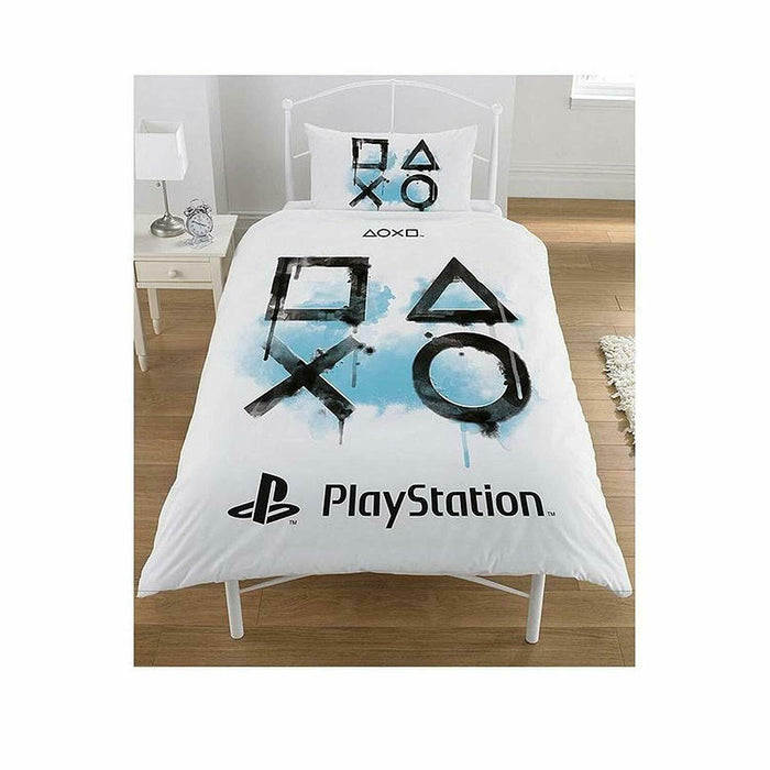 Sony Playstation Duvet Set Single Official Stockist