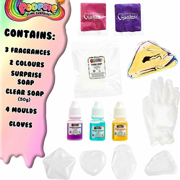 Poopsie Slime Surprise Unicorn Soap Making Kit