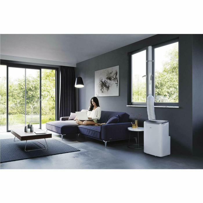 AEG 9000 BTU Portable Air Conditioner For Rooms Up To 21 Sqm Chill FlexPro