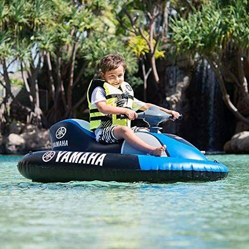 Yamaha Aqua Cruise (Motorised Inflatable) 2020 Version