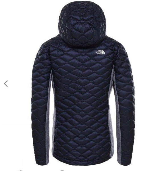 The North Face Womens Inlux Wool Hybrid Jacket Size Small Was £200