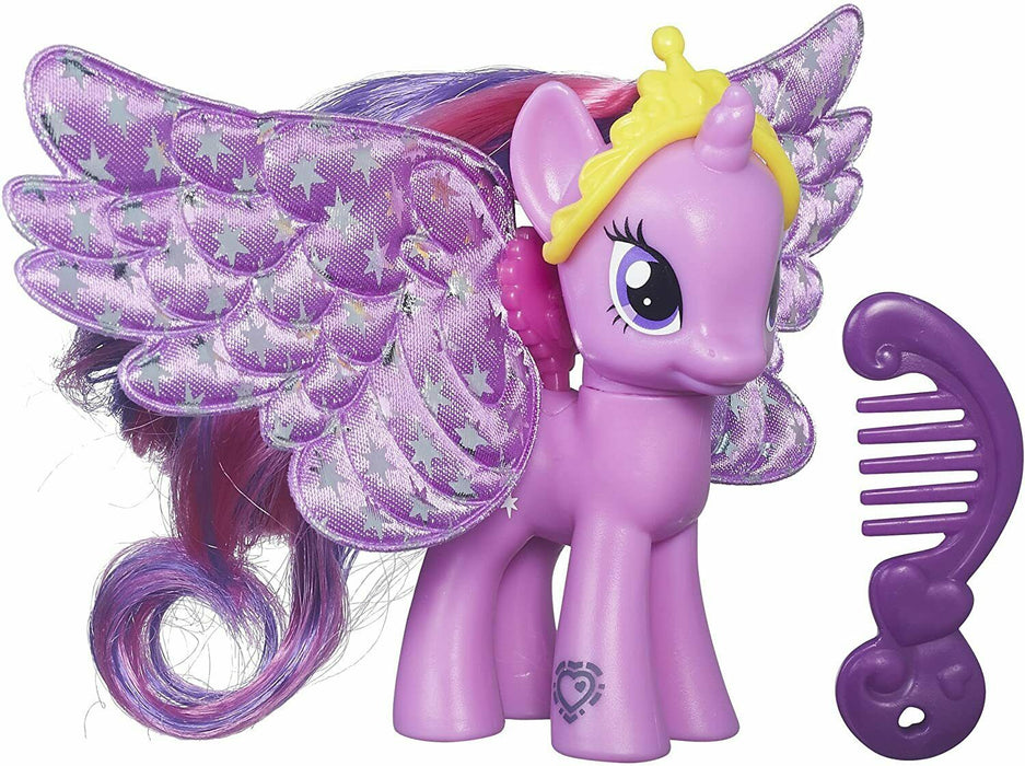 My Little Pony Explore Equestria Shimmer Flutters Princess Twilight Sparkle