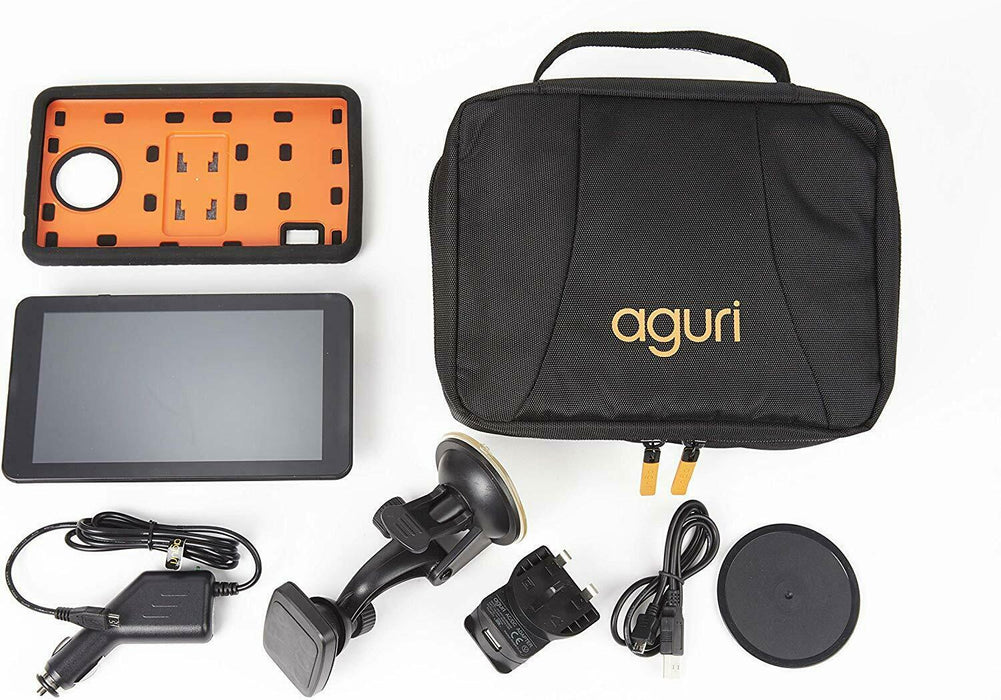 Aguri Coach & Bus CB720 Deluxe Coach Sat Nav With Built In Dash Cam And Wi-Fi
