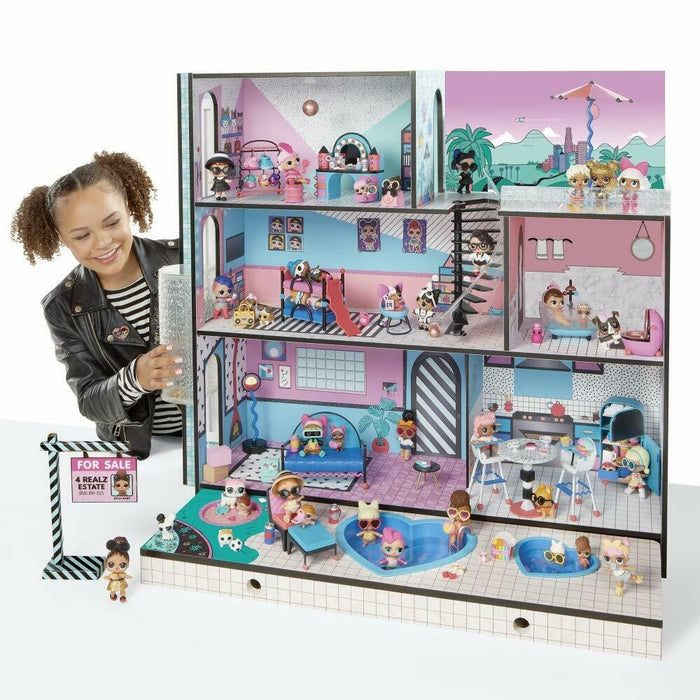 Giochi Preziosi LOL House The Dollhouse With Lights And Sounds