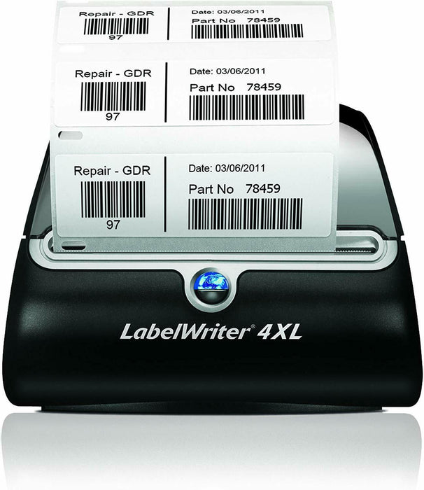 Dymo LabelWriter 4XL Label Printer, Prints up to 10cm Wide Labels, USB Connected