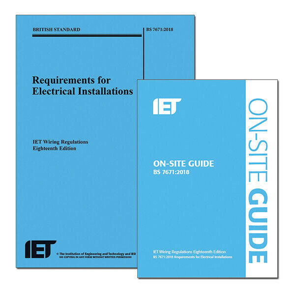 18th Edition Wiring Regulations + On-Site Guide