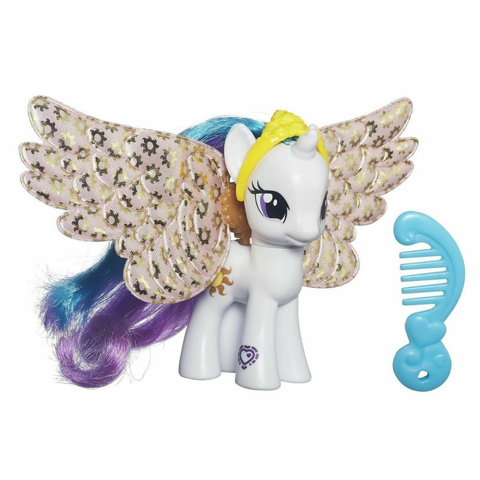 My Little Pony Explore Equestria Shimmer Flutters Princess Celestia