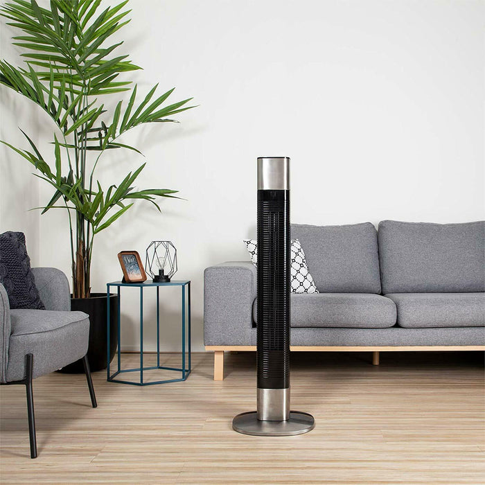 Princess 350000 Smart Tower Fan Voice Controlled WIFI Enabled