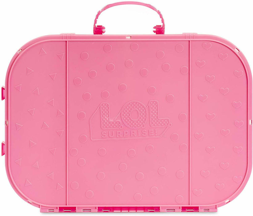 LOL Surprise! 562689 L.O.L. Surprise Fashion Show On-The-Go Hot Pink Storage